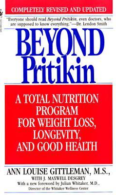 Beyond Pritikin By Gittleman, Ann Louise